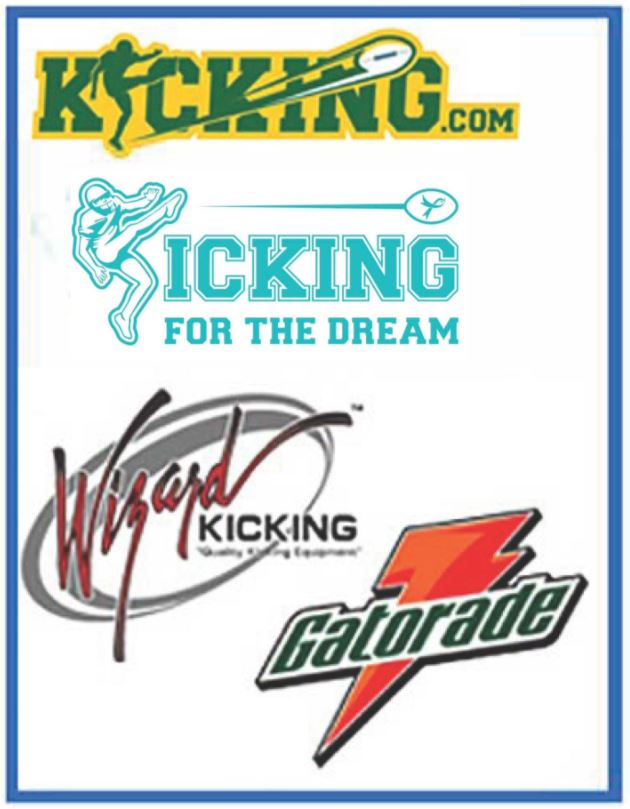 kicking combine series supporters